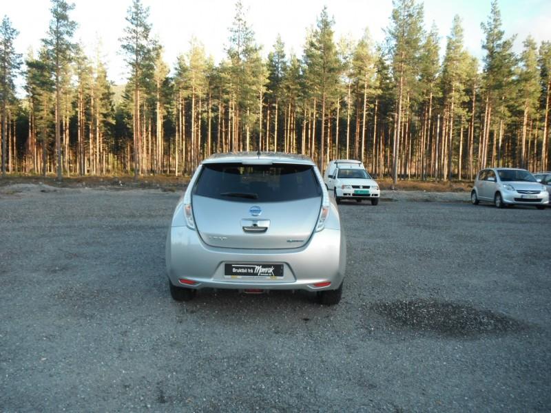 2015 Nissan Leaf EV