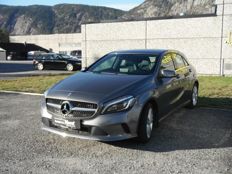 2016 Mercedes A180