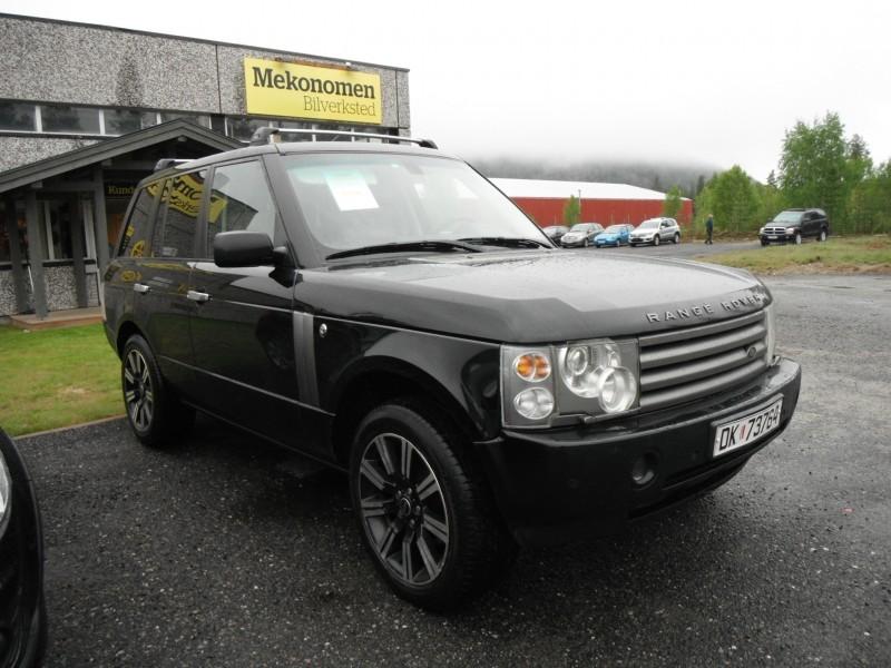 2004 Land Rover